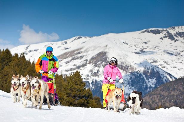 Andorra: Imagine your ideal skiing holiday ©visitandorra.com