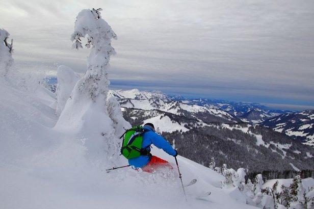 Deutschlands Skigebiete: Überraschende SuperlativeStefanNeuhauser.com
