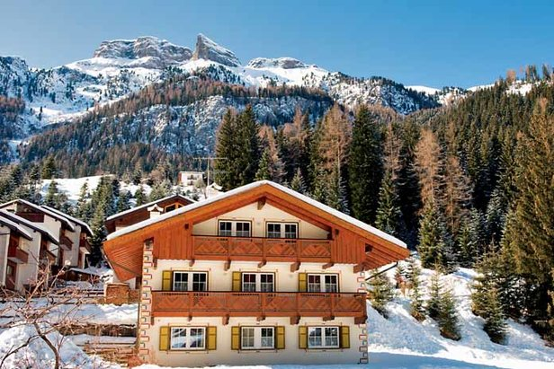 10 of the best family ski hotels & chalets ©Crystal Ski