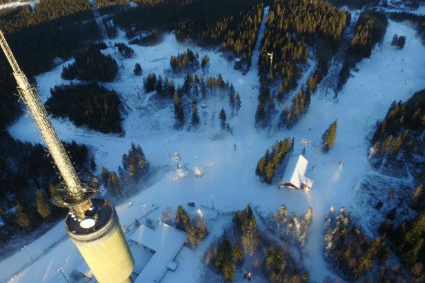 Oslo Vinterpark og Varingskollen åpner på fredag!- ©Oslo Vinterpark