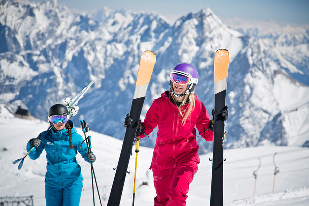 K2 pensa alle donne: Women's Winter Camp e nuovi sci Luv- ©K2 | Mirja Geh