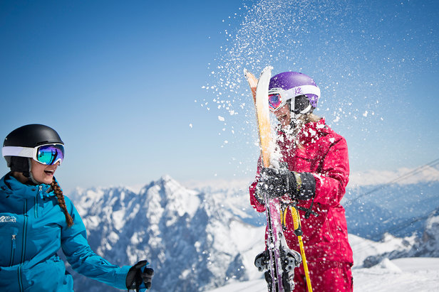 Girl Power: Les filles testent la collection Ski K2