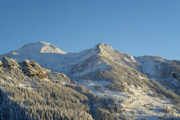 Snehové správy: Na ľadovcoch panujú dobré podmienky na lyžovanie ©Monterosa Ski Facebook