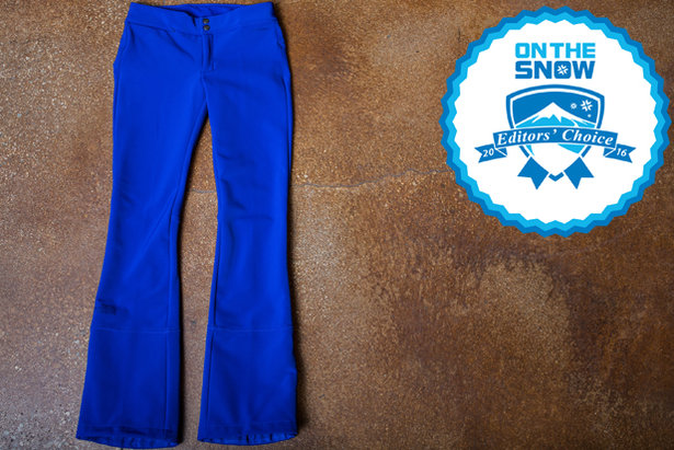 2016 women's pants Editors' Choice: The North Face Women's Apex Snoga Pant