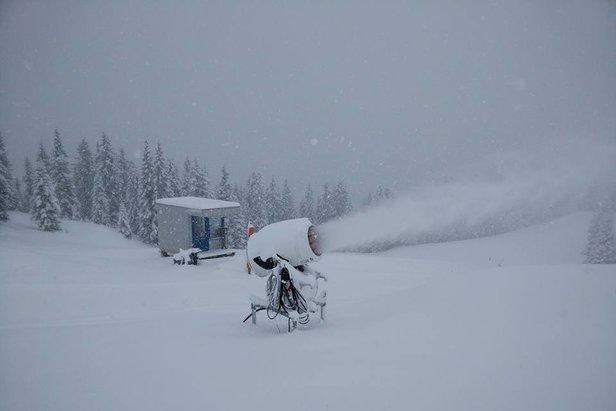 Silvretta Montafon eröffnet als erstes Vorarlberger Skigebiet