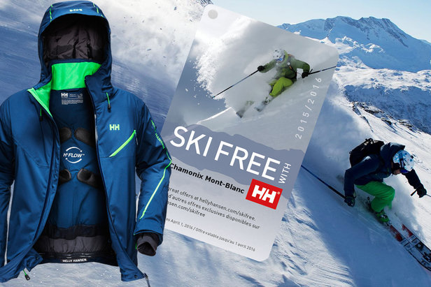 ski free avec helly hansen skiez gratuitement dans les meilleures stations. Black Bedroom Furniture Sets. Home Design Ideas