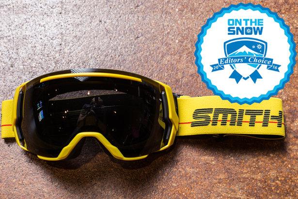 2016 men's goggle Editors' Choice: Smith I/O7 Goggle