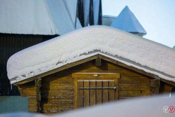 Sneeuwbericht: korte winterpauze ©Val Thorens