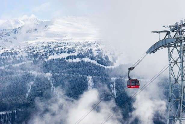 Whistler Celebrates 50 With 6 New Must-Do's ©Mike Crane/Tourism Whistler