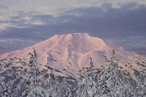 Mt. Bachelor Confirms Saturday Opening ©Mt. Bachelor