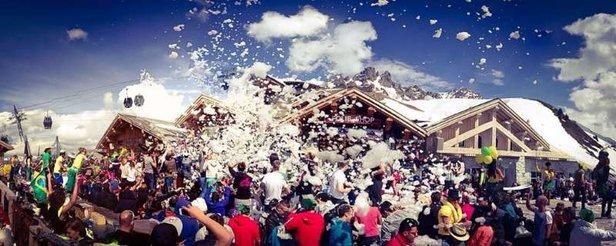La Folie Douce, Val d'Isere  - © La Folie Douce