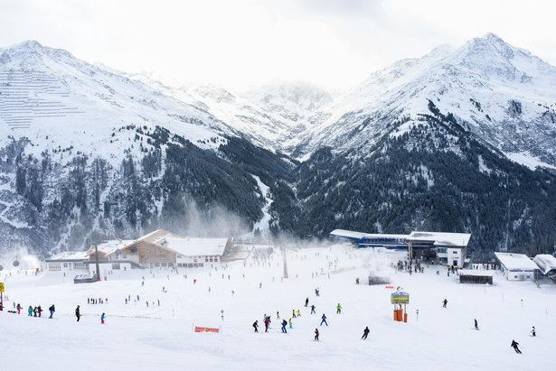 b35a75663 TOP 10: Najväčšie lyžiarske strediská v Rakúsku