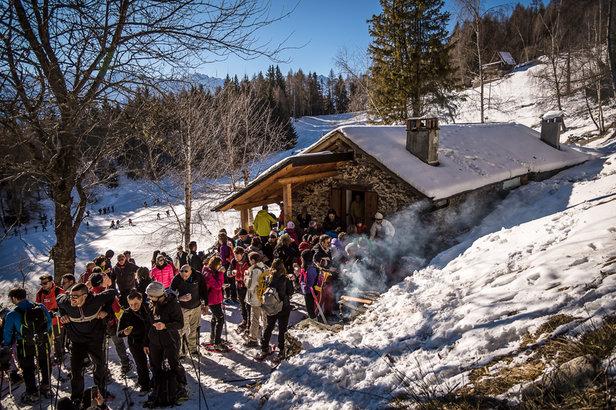 """Il Consorzio Turistico Terziere Superiore anche quest'anno organizza il """"Gusta & Vai"""" a Teglio il 7 Febbraio 2016"""