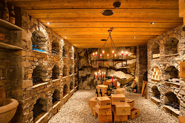Wine cellar at Hotel Firefly  - © Hotel Firefly