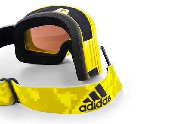 adidas Sport Eyewear: Progressor und Backland ©adidas Sport Eyewear