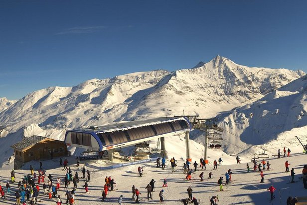Hit the snowsure slopes of Tignes this autumn - ©Tignes Tourism