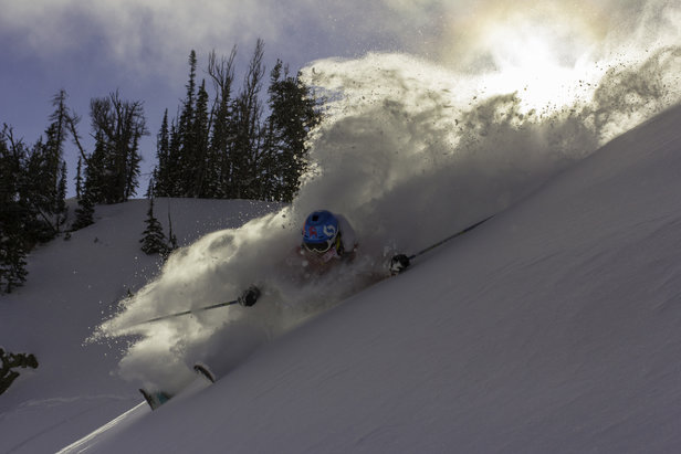 Big Snow Alert: March Radness at Jackson Hole- ©Jackson Hole Mountain Resort
