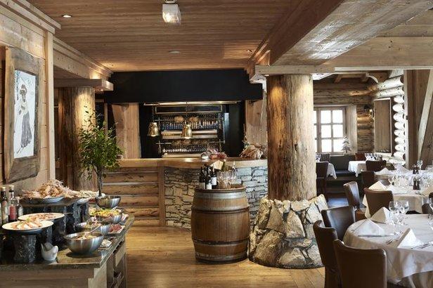 Ski et gastronomie : les plus belles tables étoilées ©Les Barmes de l'Ours