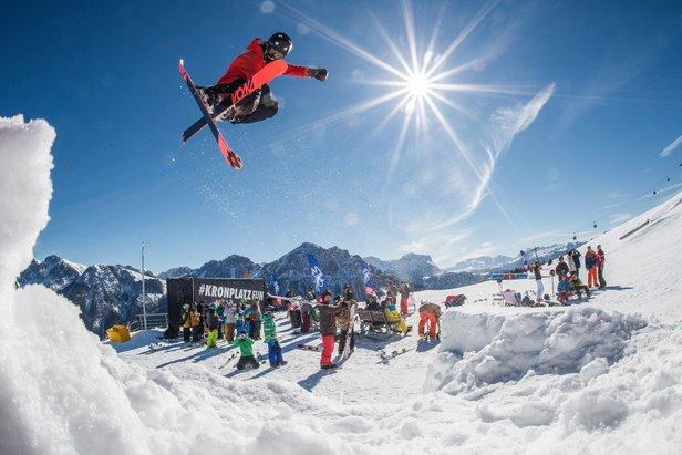 Top 9 località per sciare in primavera