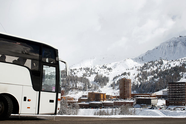 Na Pezinskú Babu z Malaciek a Pezinka skibusom od Slovak Lines ©Altibus/Transdev