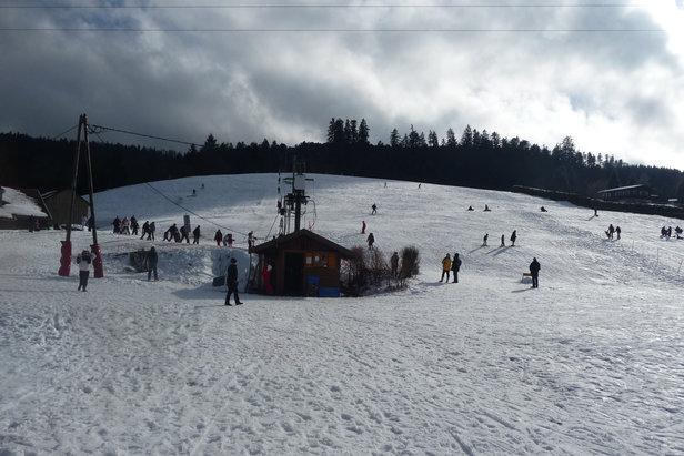 station de ski du Grand Valtin