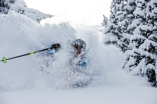 U.S. Ski Team's 5 Essential Ski Training Exercises- ©Liam Doran