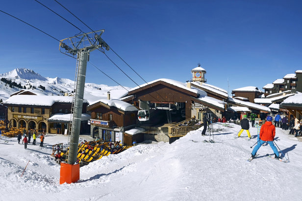 The best family ski resorts in France- ©OT de La Plagne / P. Royer