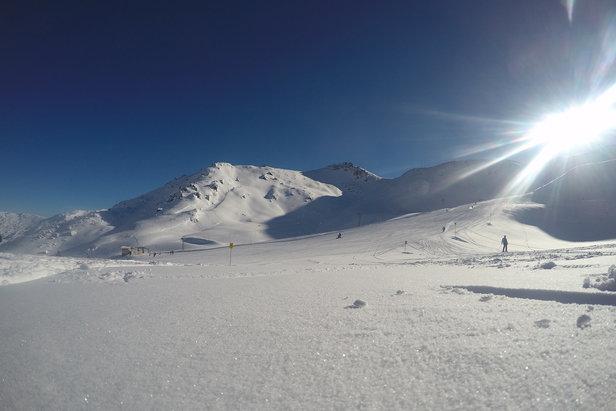 7 Mythen über das Skifahren im FrühlingSkilifte Hochfügen/Santinga