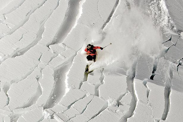 Avalanche : prenez garde aux signes avant-coureurs- ©Mark Gallup
