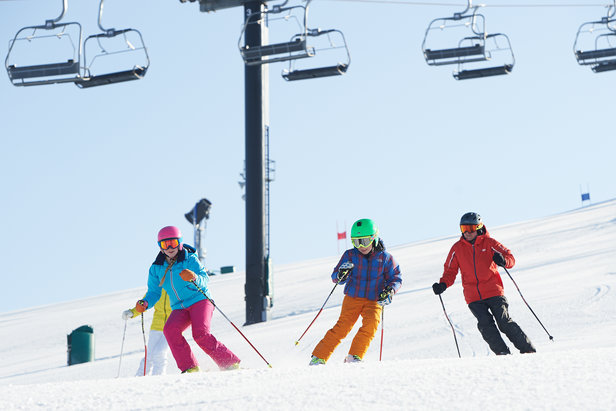 Midwest skiing at its best at Michigan's Mt. Brighton.  - © Vail Resorts