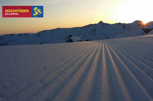 Hochfügen - Skifahren im Zillertal - ©Skiliftgesellschaft Hochfügen GmbH