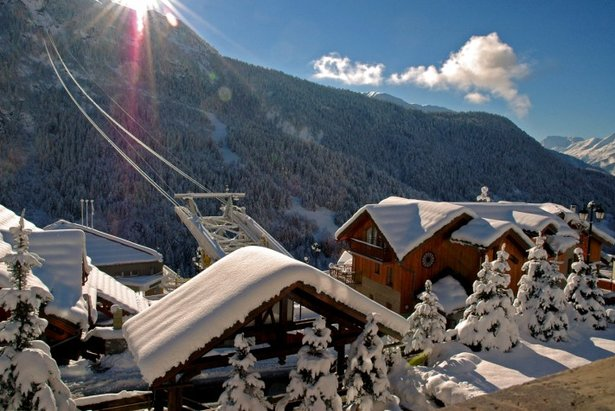 station de ski vaujany