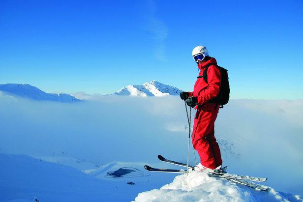Skifahren mit dem besten Kumpel: Was die Skilifte verbinden, kann eine Frau nicht trennen ©Wörgotter