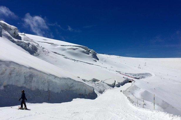 Ultimo weekend di sci estivo a Cervinia!- ©Cervinia Valtournenche Facebook