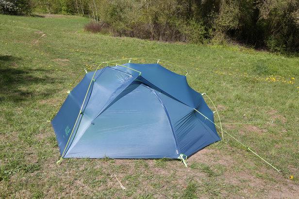 Sieben 2-Personen-Zelte 2016 im Test- ©Bergleben.de