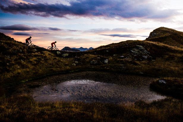 Mountainbiken in Saalbach-Hinterglemm