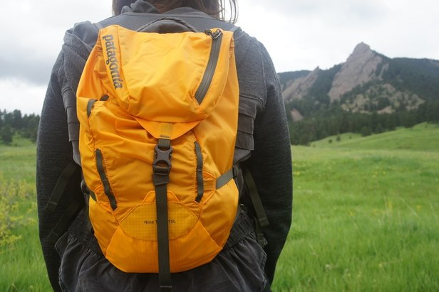 {p.title} - Patagonia Nine Trails Pack, 2016 Backpack Buyers' Guide - © James Robles