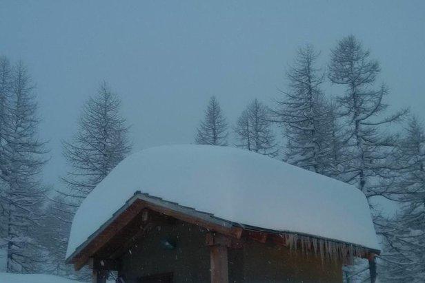 Sneeuwrijkste gebied week 12: Viva Italia ©Prali Ski Area facebook