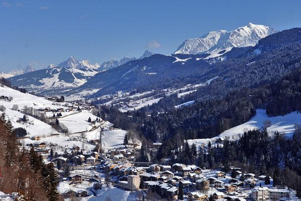station de ski Flumet