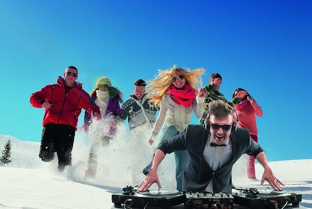 Val di Fiemme: piste aperte fino al 10 Aprile e Dj Ski Fest - ©Visitfiemme.it
