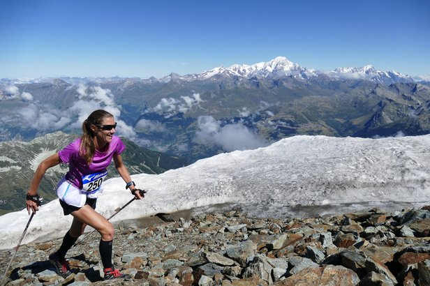 Le 31 juillet, trailers et randonneurs pourront tenter de relever le défi du Vertical K2 des Arcs