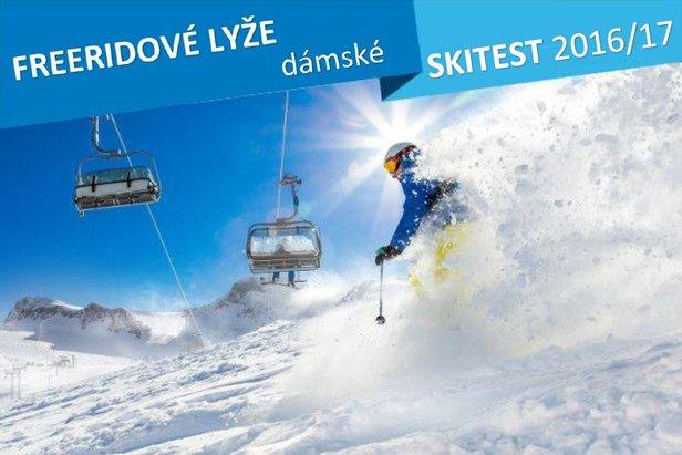 Skitest 2016/17: 14 freeridových lyží pro dámy v našem testu ©Lukas Gojda