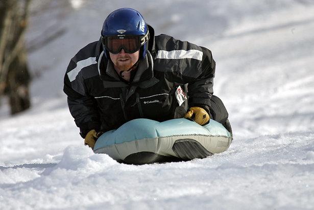 Actie in de Zwitserse sneeuw