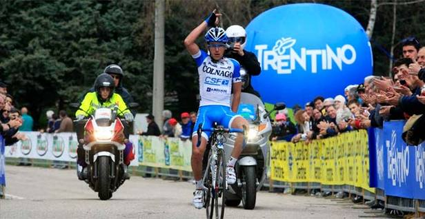 Arriva il Giro all'Alpe di Pampeago