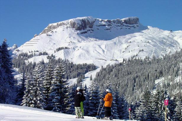 Wintersportgebiet Ifen, Kleinwalsertal