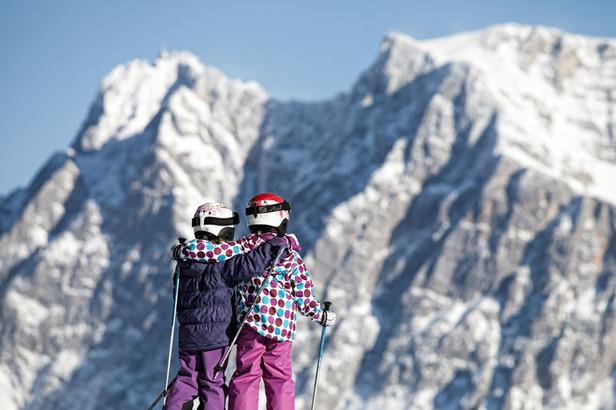 Wintergenuss auf der Sonnenseite der Zugspitze