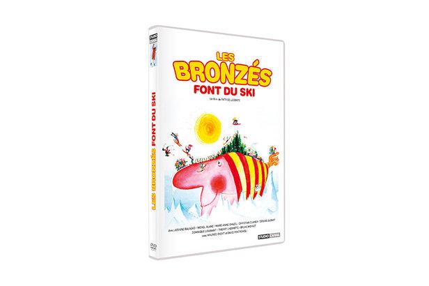 DVD les bronzés font du ski