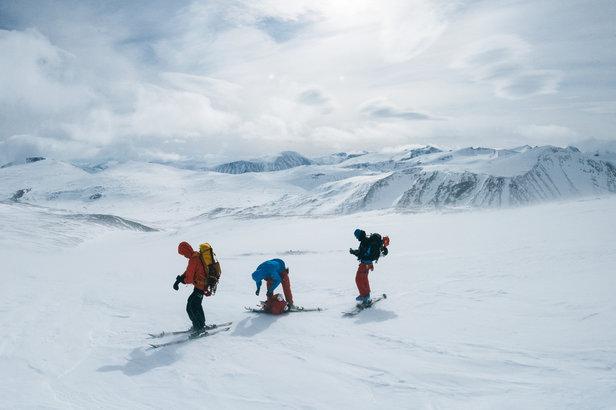 Dag 3 – Glitterheim til Spiterstulen over Glittertind- ©Tor Berge - Norexplore