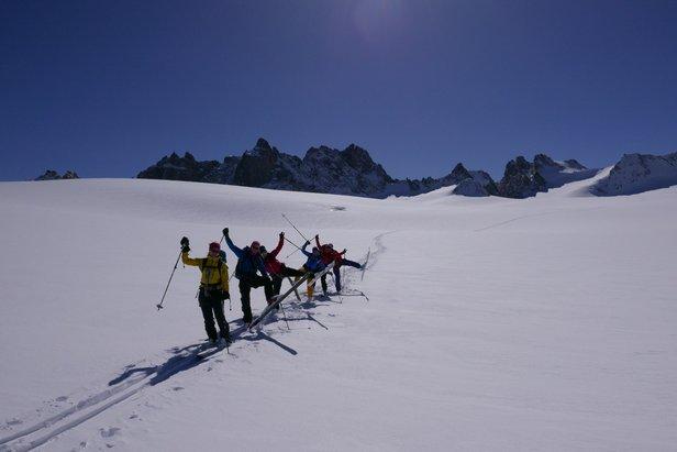 Din guide til Haute Route i Alpeneundefined