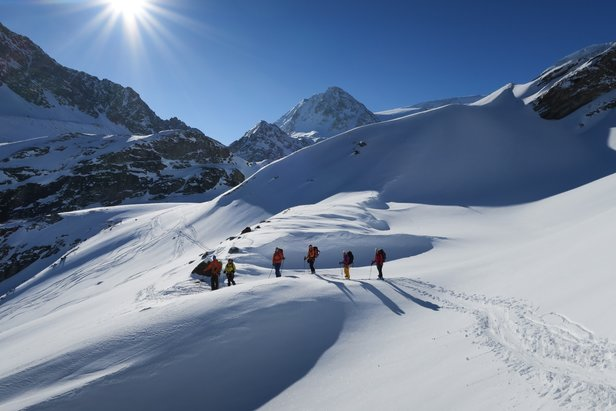 Hva er Haute Route fra Chamonix til Zermatt?- ©Øydis Kristine Flateby